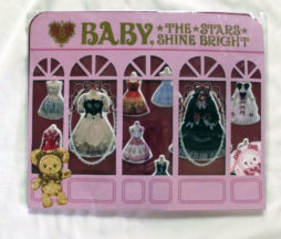 Baby the Stars Shine Bright Sticker Set
