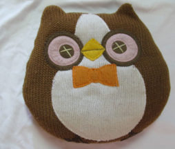 Swimmer Owl Plush