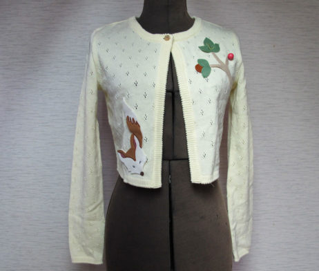 Milk Fox Cardigan